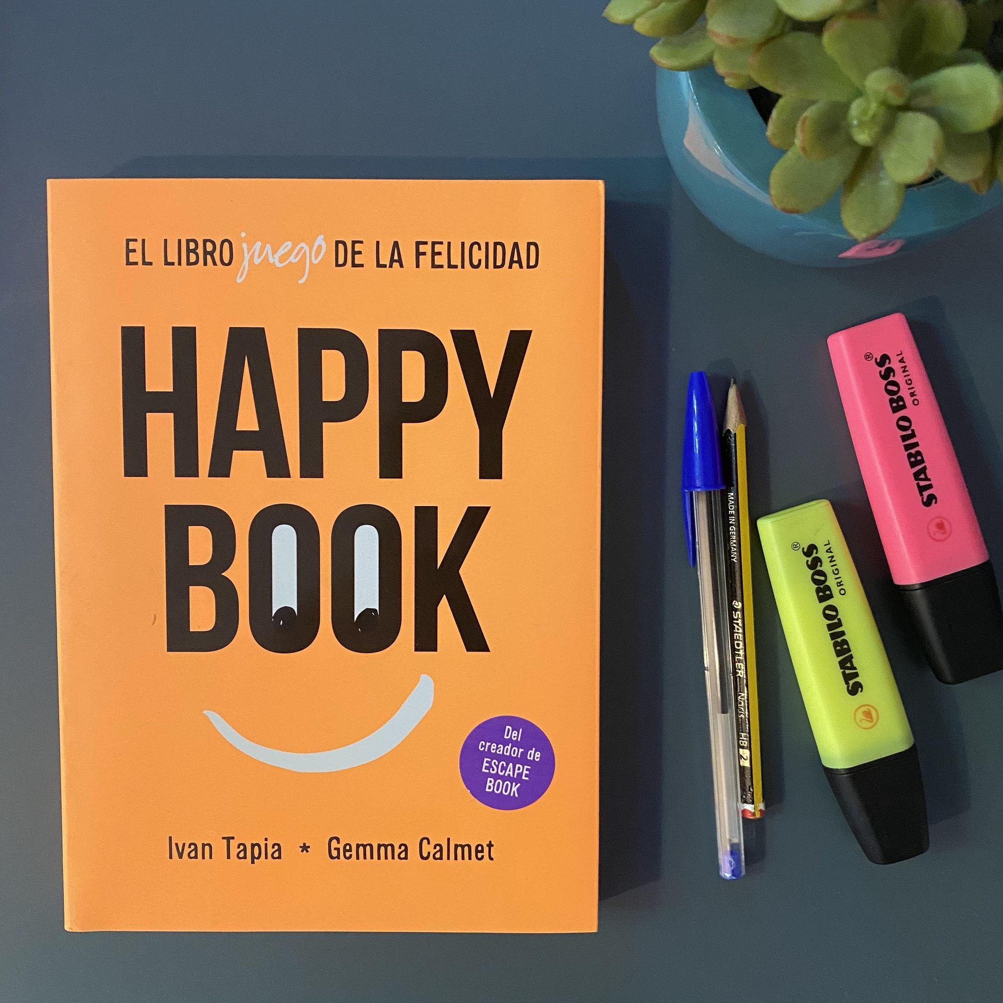 La història darrere de HappyBook